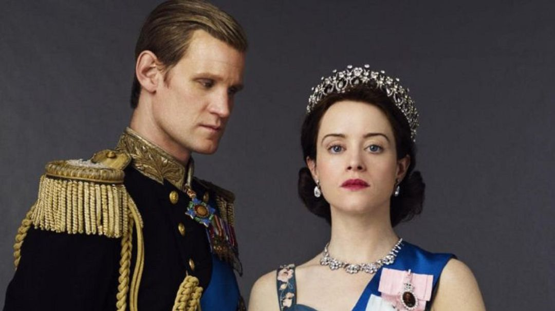 Protagonistas de la serie 'The Crown'