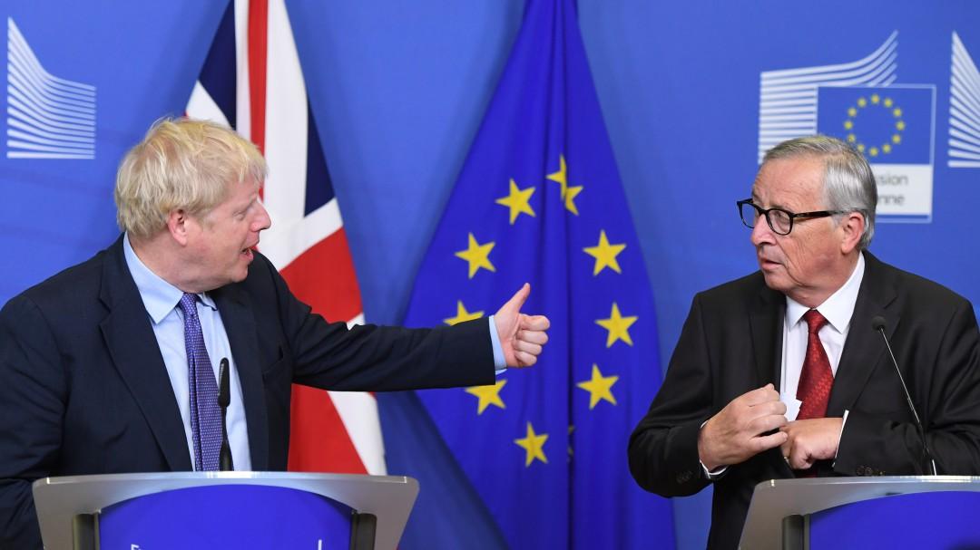 La Comisión anuncia un acuerdo para la salida pactada del Reino Unido de la UE