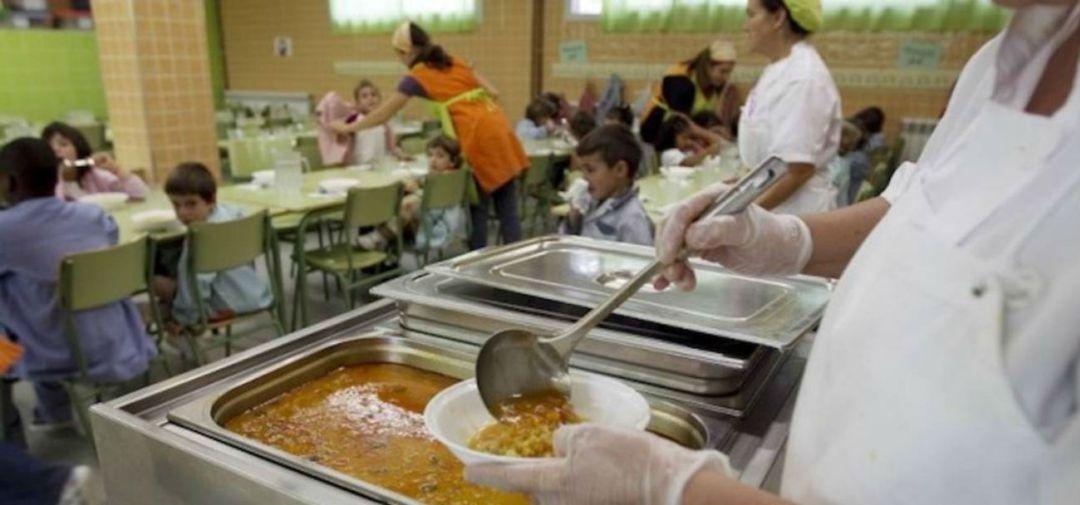 Cierre comedores escolares en Jaén: Una treintena de ...