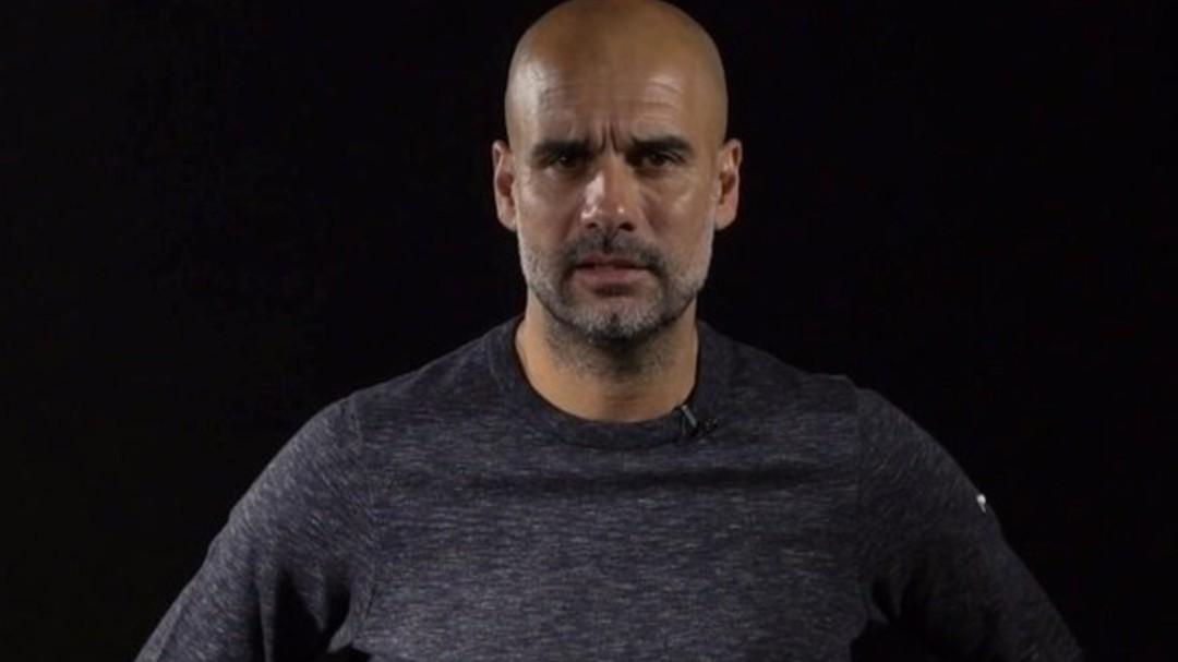 """Guardiola: """"Defenderé los derechos humanos aquí, en Alsasua, en Madrid o en los países árabes"""""""