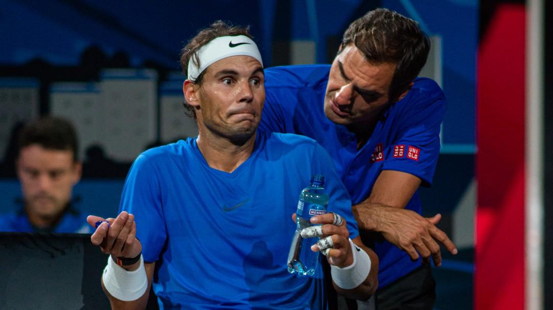 """Roger Federer: """"No fui invitado, no lo esperaba"""""""