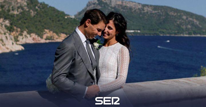 Las fotos de la boda de Rafa Nadal y Xisca Perelló