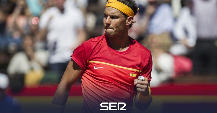Rafa Nadal lidera el equipo de España en la nueva Copa Davis de Gerard Piqué