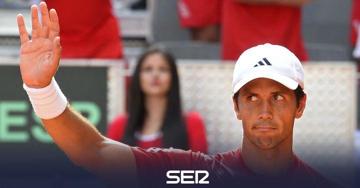 La 'rajada' de Fernando Verdasco contra Sergi Bruguera por no ir convocado a la Copa Davis