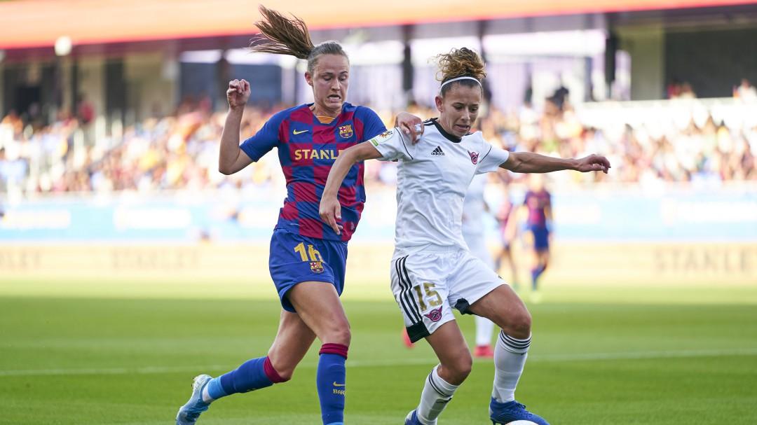Las futbolistas de Primera irán a la huelga hasta que haya un convenio colectivo para el fútbol femenino