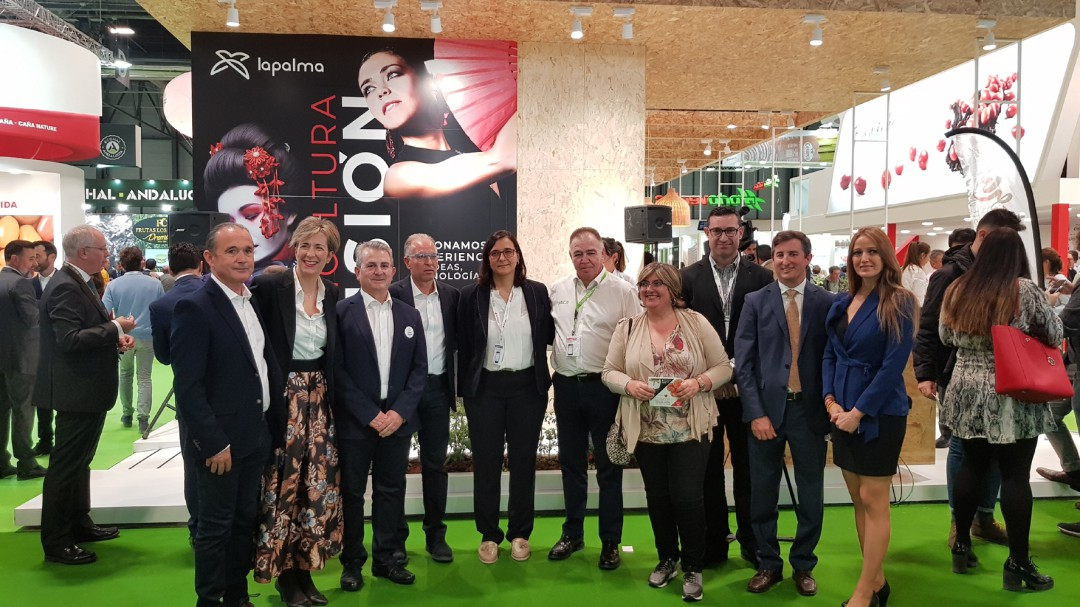 El campo de Granada afianza sus exportaciones en el escaparate mundial de Fruit Attraction