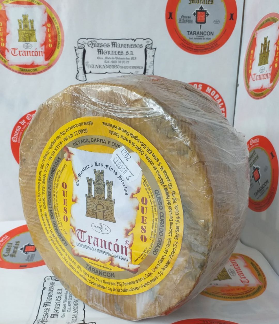 Varios quesos de la comarca premiados en los World Cheese Awards
