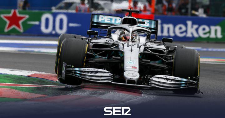 El Gran Premio de México de Fórmula 1, en directo