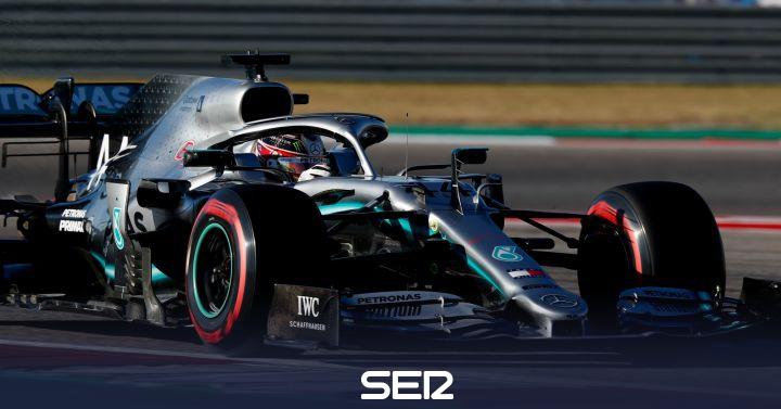 El Gran Premio de Estados Unidos, en directo