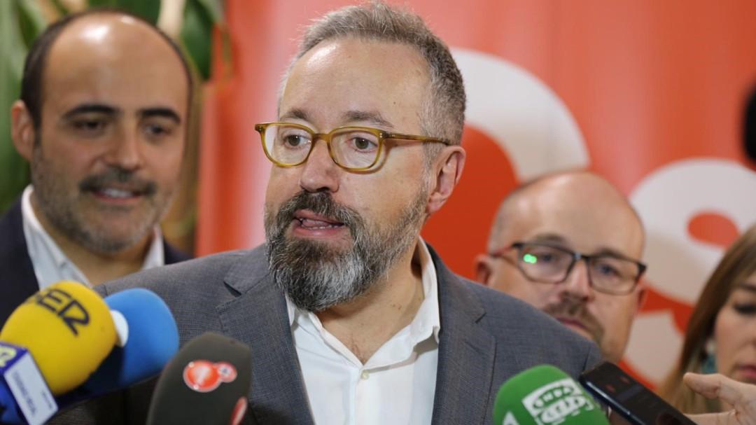 """Girauta también deja la política: """"Pierde sentido la política sin Albert Rivera"""""""