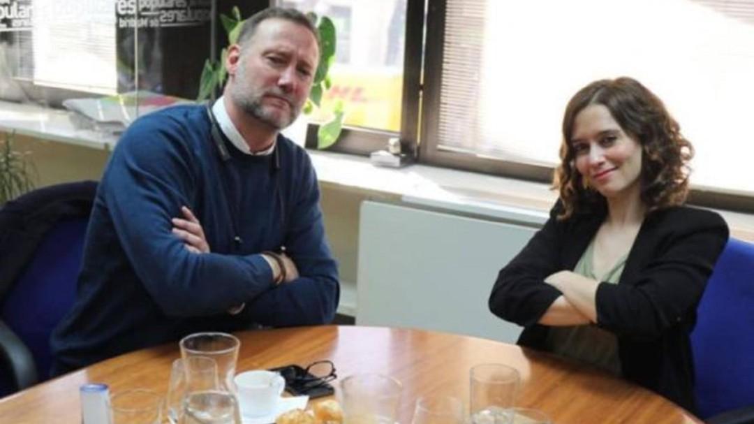 Pedro García Aguado alega que puede cobrar por dar charlas siendo alto cargo
