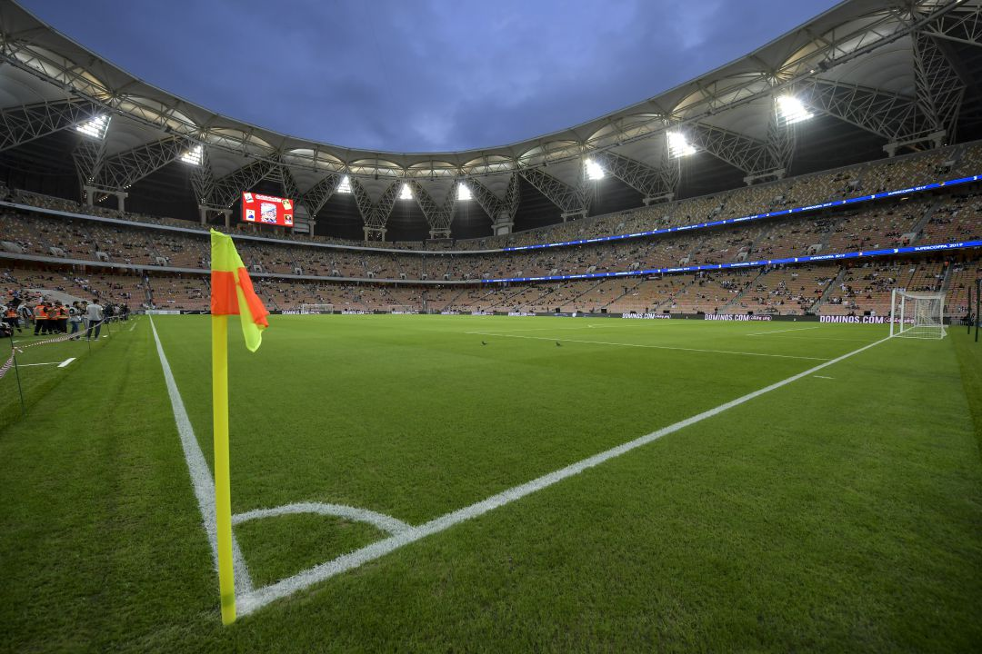Resultat d'imatges de estadio king abdullah