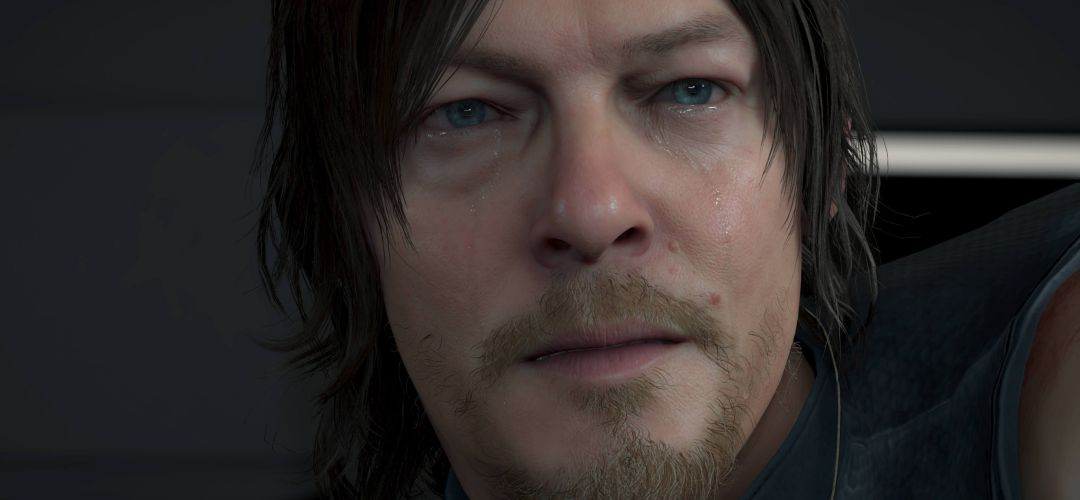Norman Reedus, Sam Bridges en Death Stranding