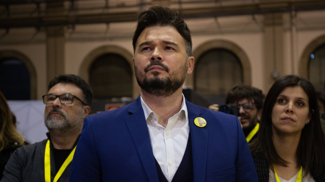 Finaliza sin acuerdo la reunión entre PSOE y ERC para tratar de desbloquear la investidura de Sánchez