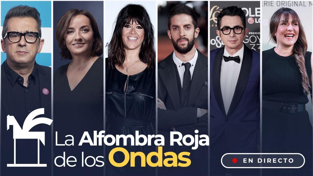 Directo | Sigue la gala de los Premios Ondas 2019