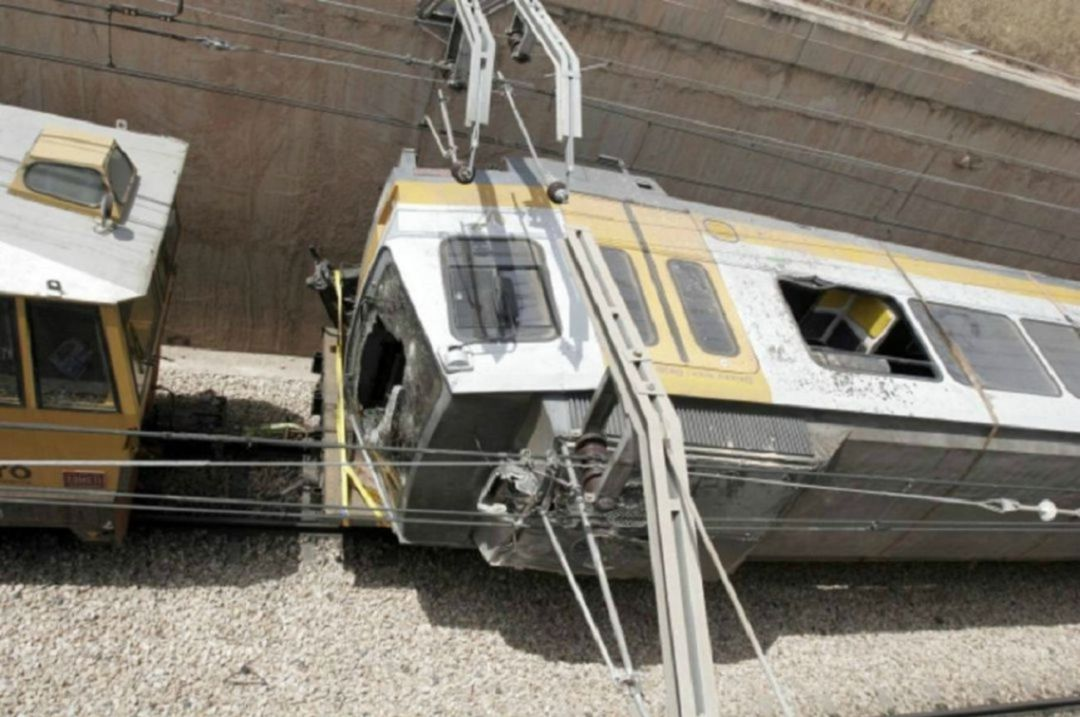 Accidente de metro de València de 3 de Julio de 2006