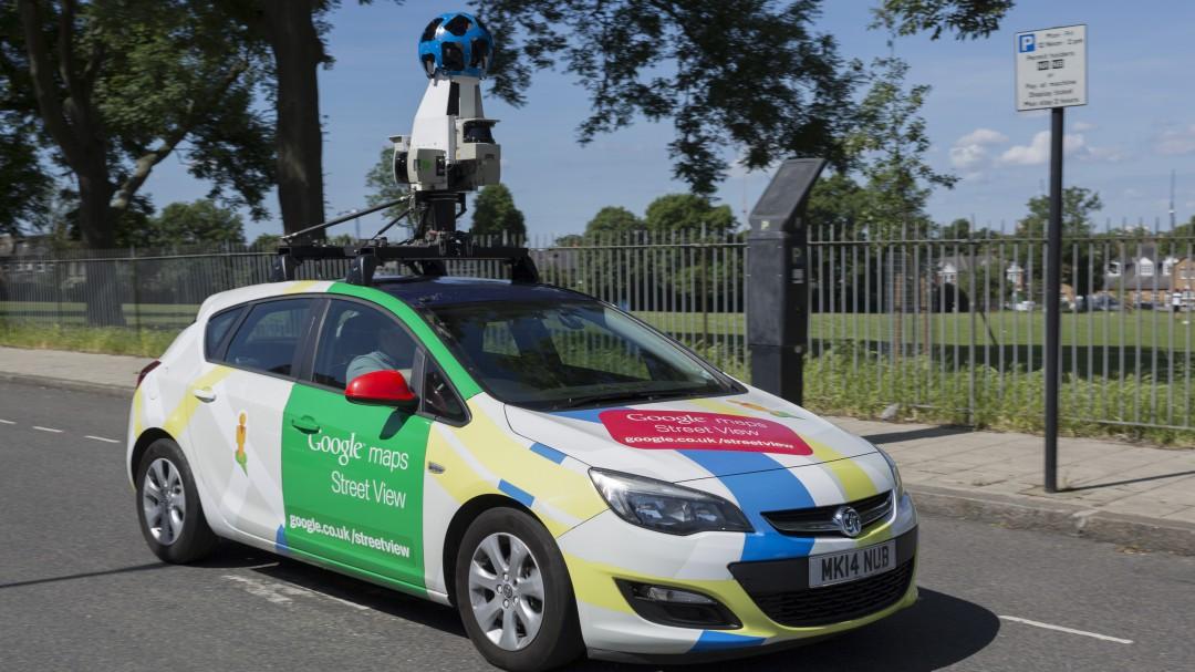 Hasta Google Maps se ha quedado sin palabras: la imagen más extraña que ha fotografiado