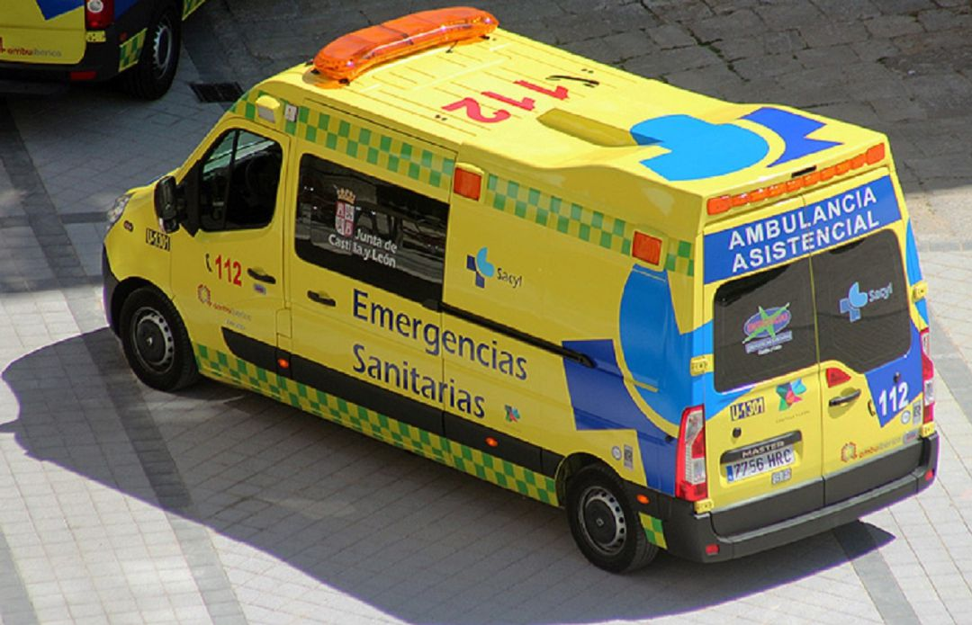 Ambulancia 112 CyL