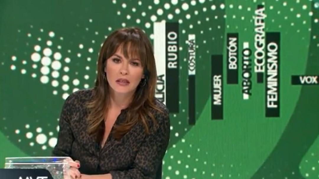 La aplaudida respuesta de Mamen Mendizábal a la diputada de Vox que afirmó que coser empodera