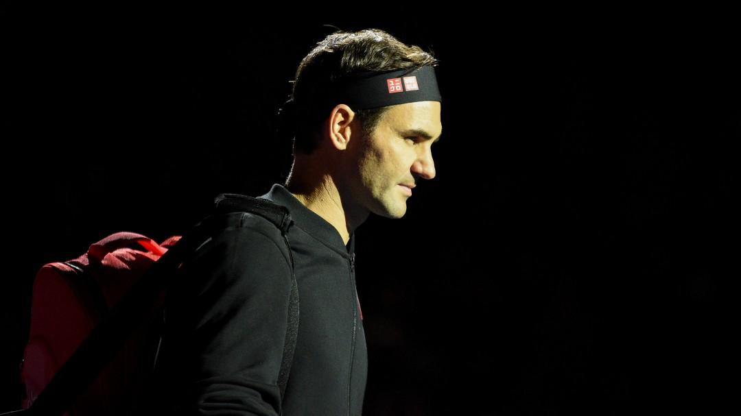"""Federer: """"Mira quién es el número uno"""""""