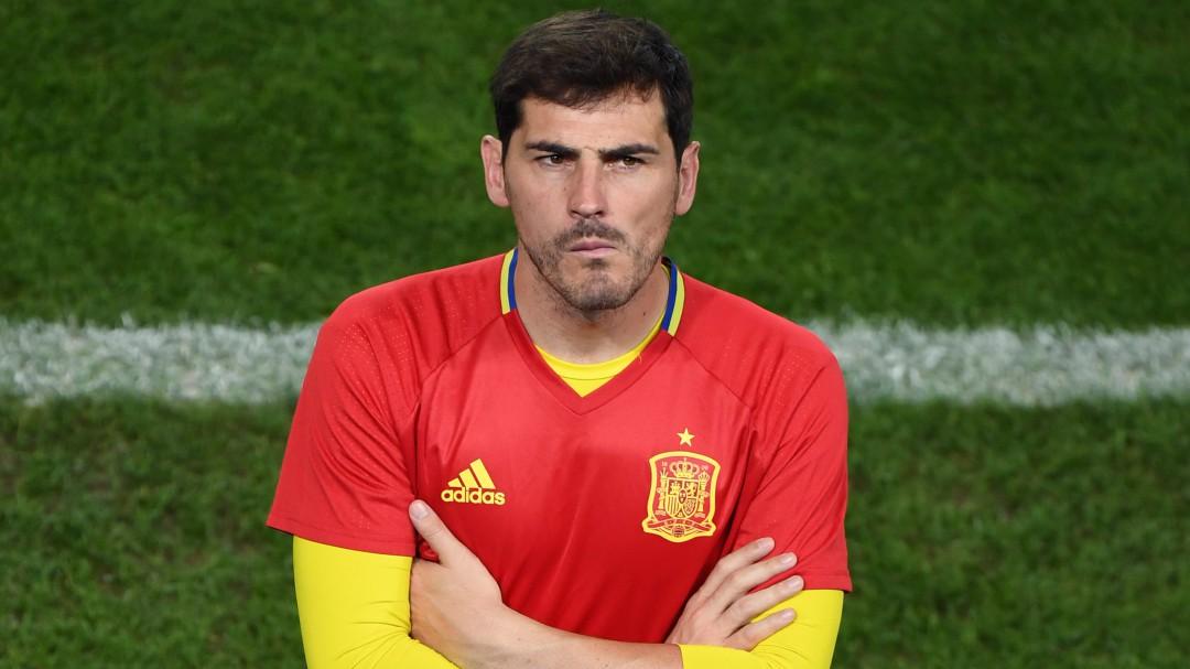 """Iker Casillas: """"Somos un país de chirigota"""""""