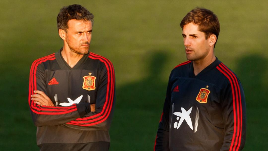 Luis Enrique asegura que no volverá a trabajar con Robert Moreno nunca más