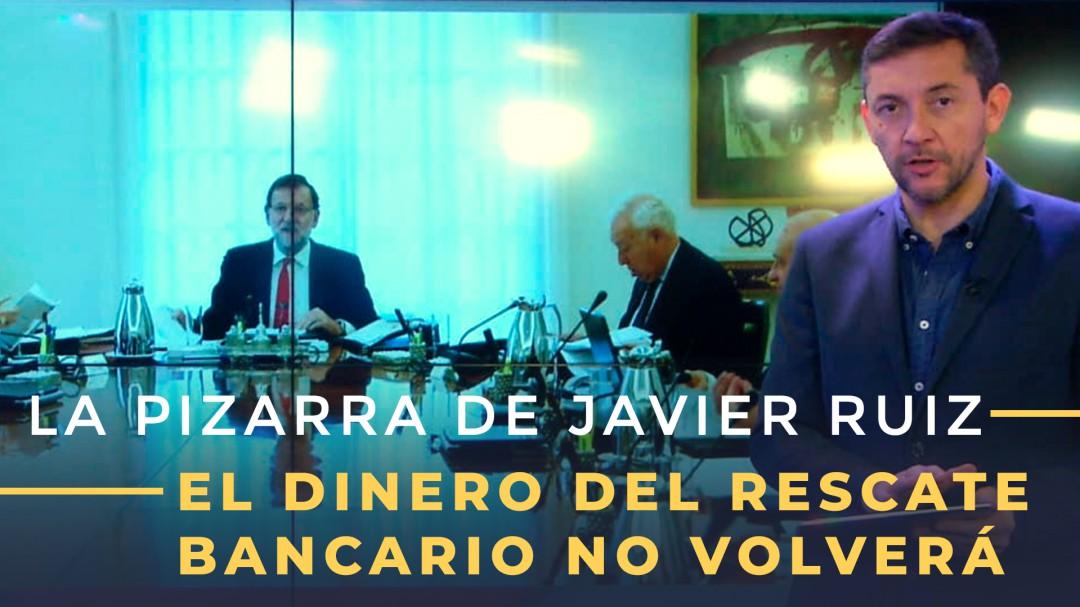 El Banco de España cifra en 51.000 los millones del rescate a la banca que no se recuperarán jamás