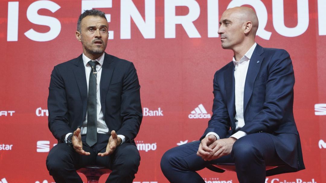 """""""Luis Enrique prefería a Robert Moreno como seleccionador para que no entrase otro que le complicase su regreso"""""""