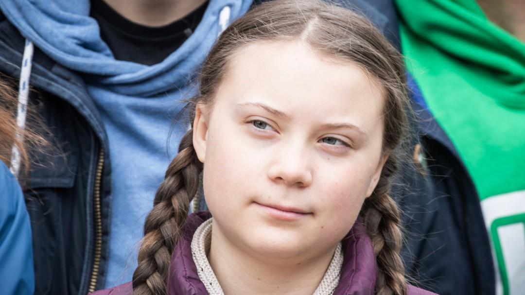 Greta Thunberg desata todo tipo de teorías por una foto de hace 120 años