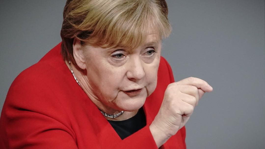 El encendido discurso de Merkel contra la extrema derecha