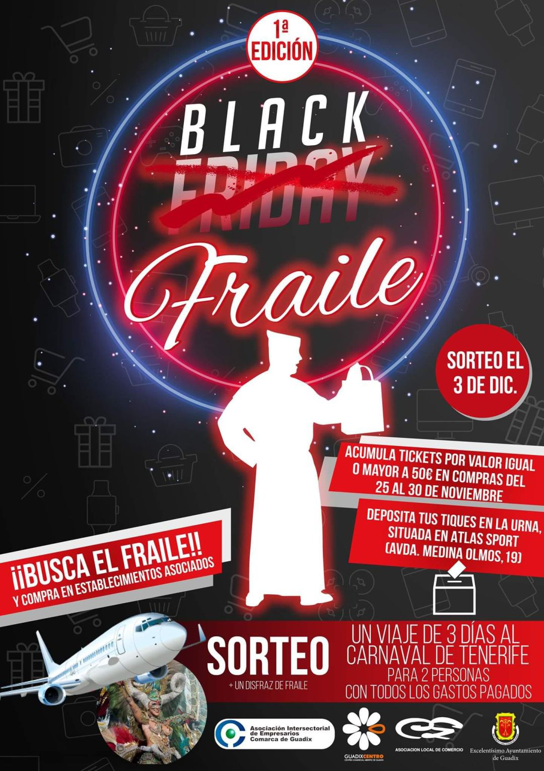 Black Friday en Guadix