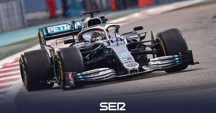 Hamilton se lleva el GP de Abu Dhabi