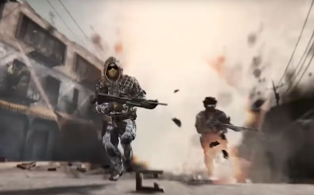 Call of Duty se impone en Android.