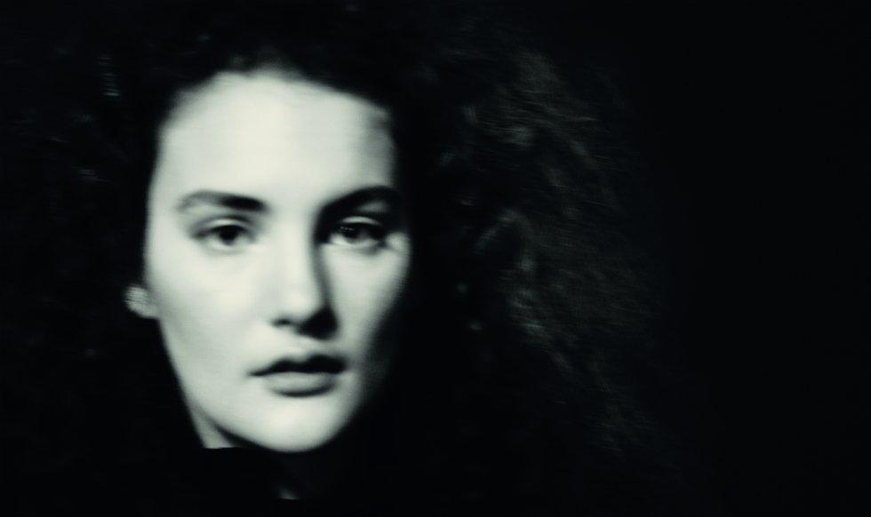 La artista francoitaliana Stella Roversi.