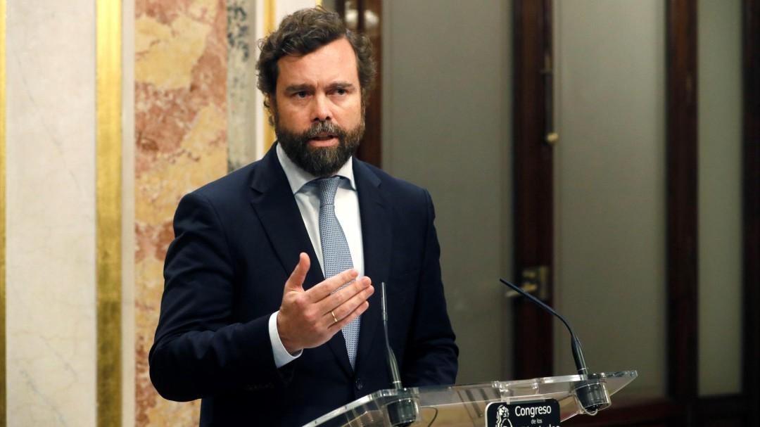 """El negacionismo de Vox con el lenguaje: Batet es """"presidente"""""""