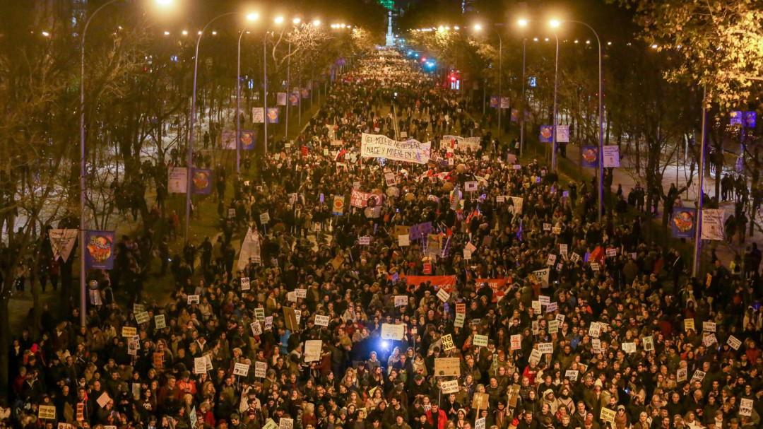 """Madrid insta al mundo a revertir el cambio climático y manda un claro mensaje político: """"Basta de retórica"""""""
