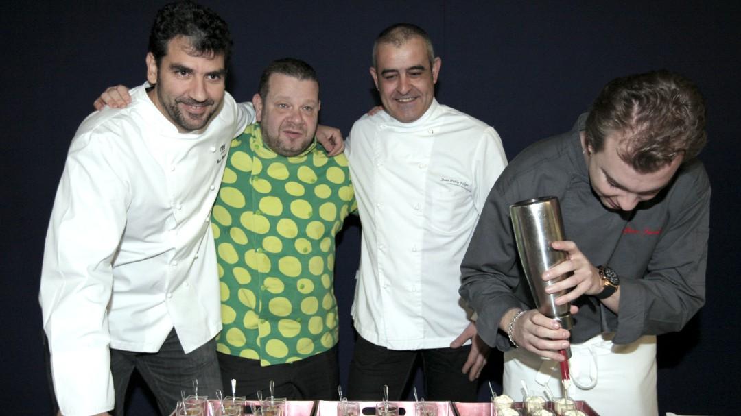 Muere el cocinero Juan Pablo Felipe