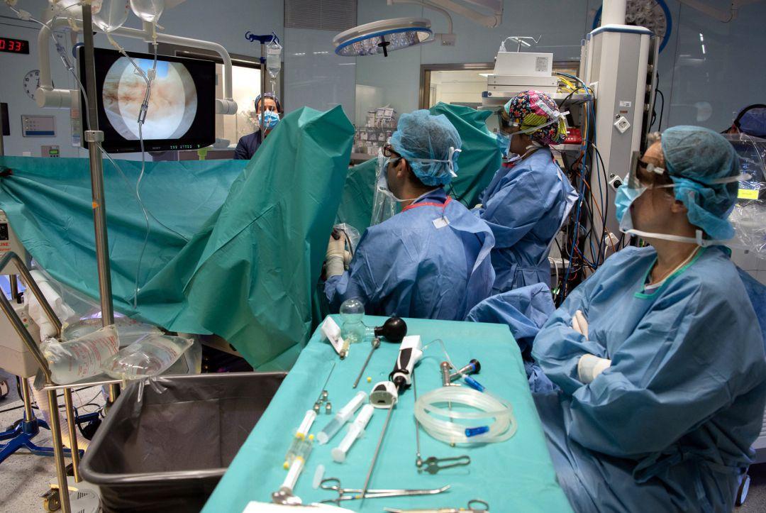 cirugía de próstata 2020 despues