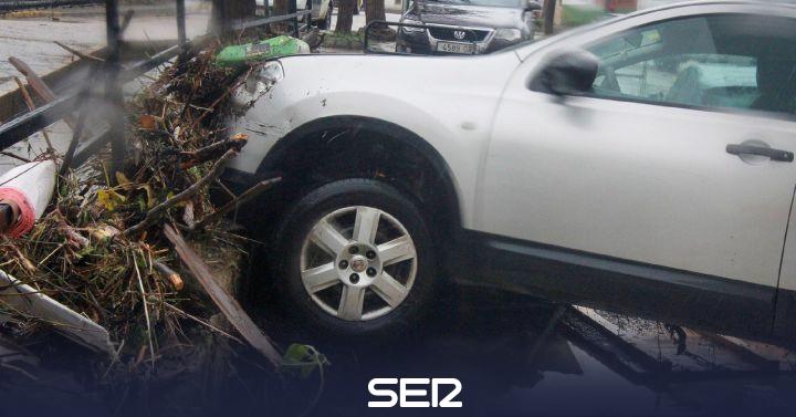 La borrasca Elsa deja dos muertos en el norte, otros dos en Portugal, inundaciones y vientos