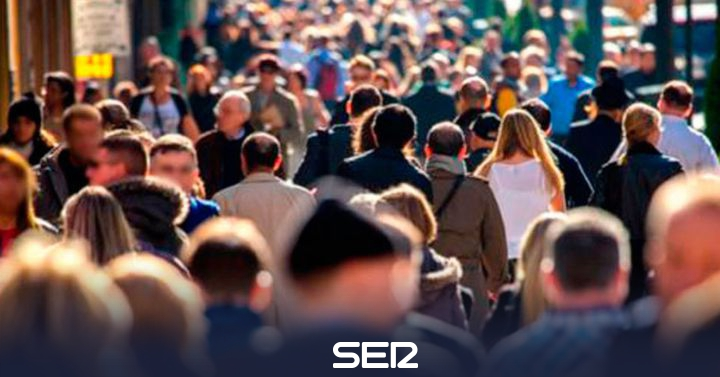 La población en España supera por primera vez los 47 millones de habitantes