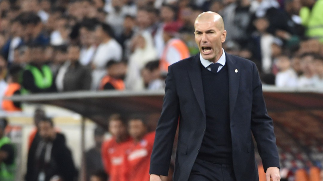Zidane no se va a quejar pero tiene tres problemas importantes