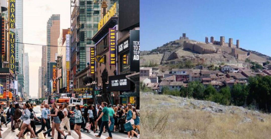 De La Humedad De Nueva York Al Frío De Molina De Aragón Ser Toledo Ser Viajeros Castilla La Mancha Cadena Ser