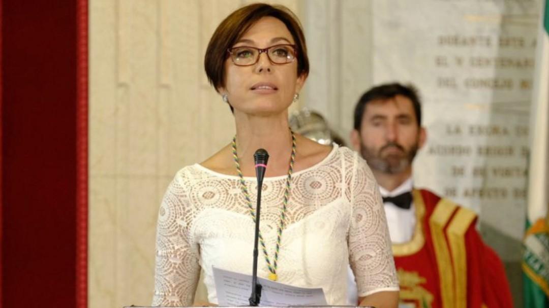 La subdelegada de Gobierno en Málaga, María Gámez, será la nueva Directora de la Guardia Civil