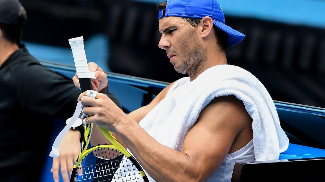 Rafa Nadal explica los motivos por los que nunca ha roto una raqueta