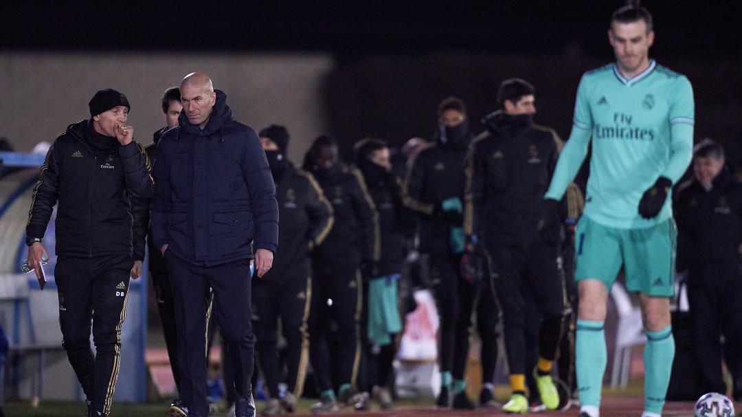 """""""Es indigno, y si Zidane vuelve a hacerlo faltará al respeto a todo el vestuario"""""""