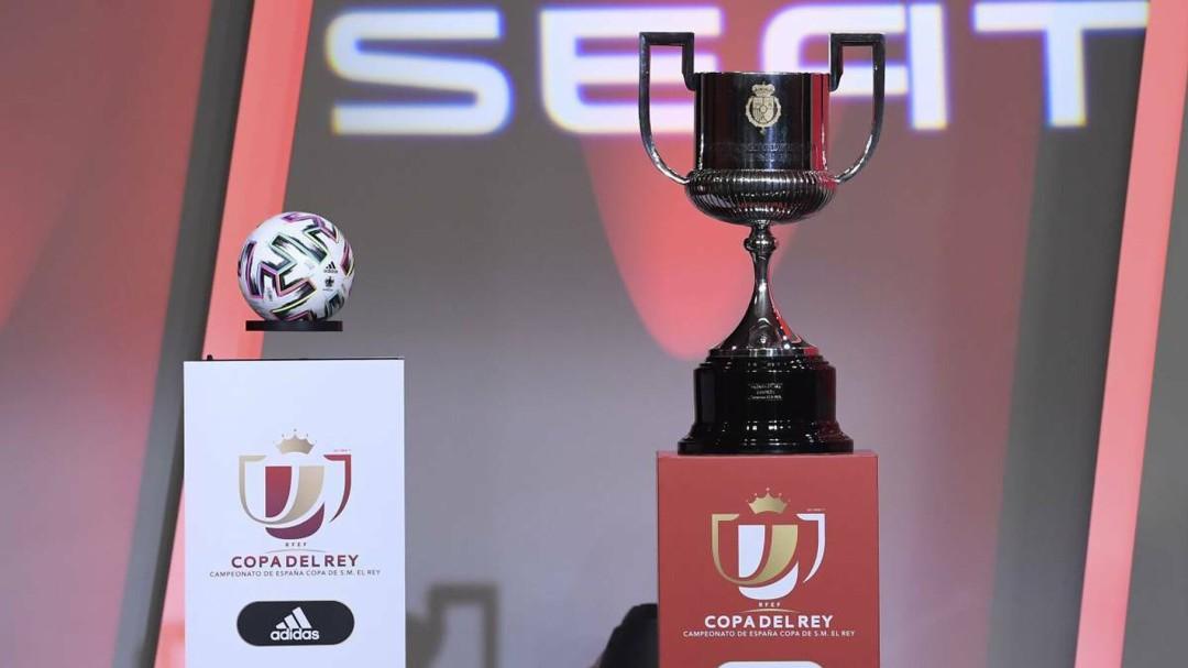 Zaragoza - Real Madrid y Barcelona - Leganés, principales emparejamientos de los octavos de Copa del Rey
