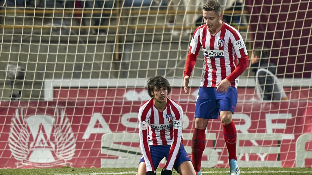 """""""Al Atlético le faltan hombres, jugadores con carácter"""""""