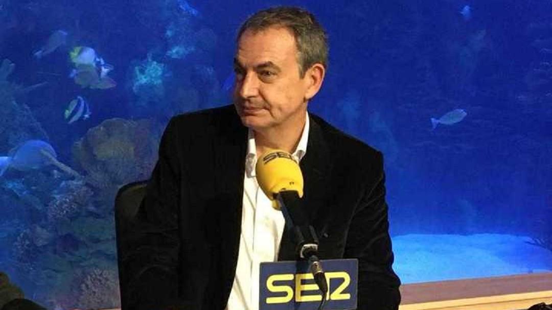"""Zapatero apoya a Sánchez en la visita de Guaidó: """"No se equivoca al no recibirle"""""""