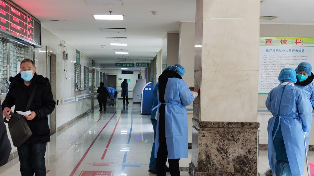 Detectado un caso sospechoso de neumonía asociada al coronavirus de origen chino en Bizkaia
