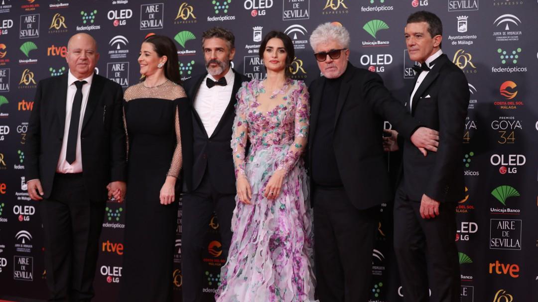 Así te hemos contado la gala de los Premios Goya